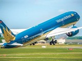 TP.HCM truy tìm hành khách có tiếp xúc gần với ca dương tính trên chuyến bay VN0054. Ảnh: VNA