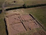 Khu vực các ngôi mộ hàng nghin năm tuổi bí ẩn. Ảnh: Live Science