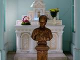 Bí ẩn khu lăng mộ của nhà bác học Trương Vĩnh Ký. Ảnh: Dân trí