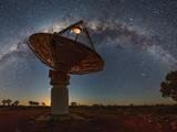 Tìm thấy vật thể mờ nhạt bí ẩn ở cách xa mặt phẳng thiên hà của Dải Ngân hà. Ảnh: Live Science