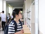 Thí sinh trong 1 kỳ thi tuyển sinh tại Hà Nội. Ảnh: MT