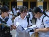 Tra cứu điểm thi tuyển sinh vào lớp 10 tỉnh An Giang. Ảnh: Internet