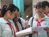 Tra cứu điểm thi tuyển sinh vào lớp 10 TP HCM. Ảnh: Internet