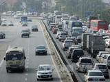 Là tuyến huyết mạch nên lượng xe cộ qua lại tuyến cao tốc Pháp Vân - Cầu Giẽ rất lớn