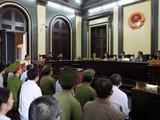 Phiên tòa xét xử đại án Phạm Công Danh sáng 25.7 ĐÀO NGỌC THẠCH