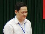 Ông Vũ Trọng Lương. Ảnh: Sở Giáo dục Đào tạo Hà Giang