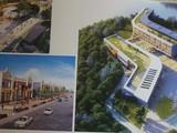 Phối cảnh Khách sạn du lịch nghỉ dưỡng cao cấp của dự án Khu du lịch biển