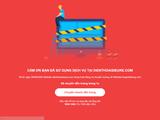 Website của Điện Thoại Siêu Rẻ thông báo sẽ ngừng hoạt động từ ngày 29/6