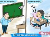 Vượt qua những thách thức của giáo dục trực tuyến