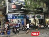 Một cửa hàng của Công ty Nhật Cường tại số 33 Lý Quốc Sư, Hà Nội - Ảnh: Q.V