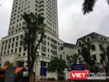 Dự án New House nằm ngay mặt đường chính Khu đô thị Xa La, Hà Đông - Ảnh: Q.V