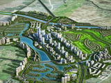 Tuyến đường sẽ đi qua Khu đô thị Ecopark