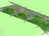 Dự án có quy mô lên đến 140ha tại huyện Mỹ Hào, tỉnh Hưng Yên.