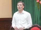 Ông Nguyễn An Huy, Chánh Thanh tra TP Hà Nội/ Ảnh: anninhthudo.vn