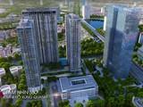 Dự án Vinhomes Metropolis có tổng diện tích khoảng 3,5ha tại địa chỉ số 29 Liễu Giai, quận Ba Đình, Hà Nội.