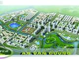 Khu A - Đô thị mới An Vân Dương có tổng diện tích khoảng 380ha.