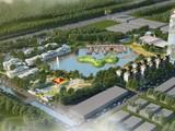 Dự án Chợ du lịch Huế sẽ được xây dựng tại phường An Đông, TP. Huế và phường Thủy Dương, thị xã Hương Thủy, tỉnh Thừa Thiên Huế.