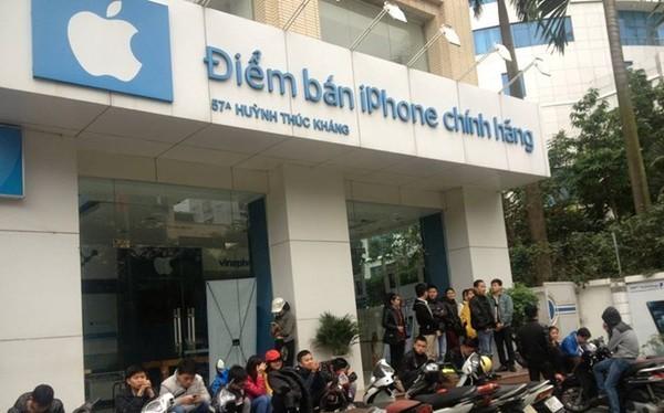 Người Việt vì sao chuộng Iphone?