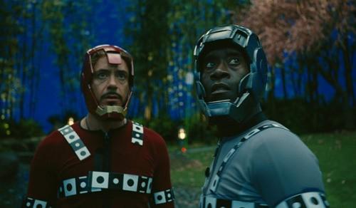 Đằng sau sự thật về siêu anh hùng Iron Man 2