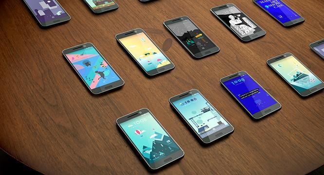 HTC 10 Lifestyle là tên gọi chính thức của HTC 10 SnapDragon 652