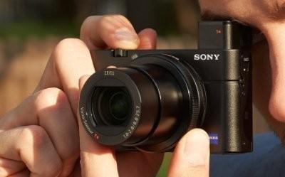 Quảng cáo máy ảnh cá nhân của Sony tại Thái