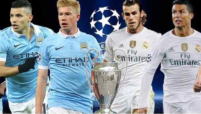 Man City – Real Madrid: Toan tính khó lường