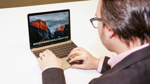 Đánh giá chi tiết Apple MacBook 12 inch (2016)