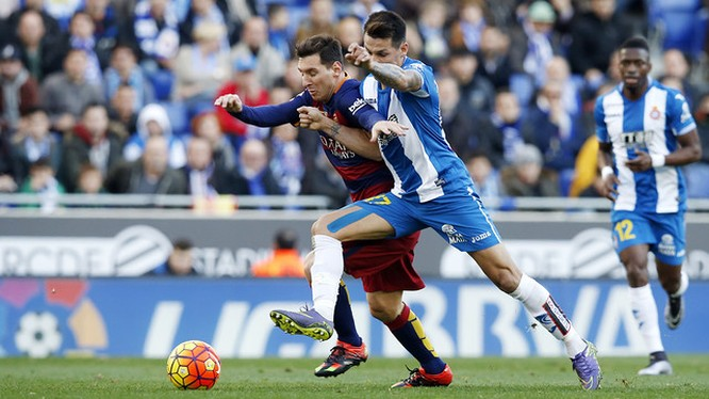Barca – Espanyol: Kết cục bi thảm