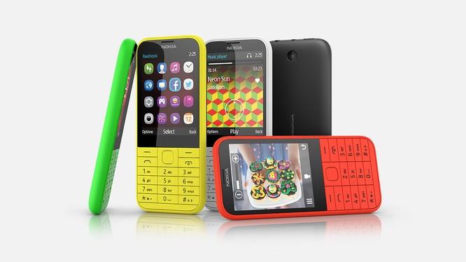 Microsoft sắp ngưng điện thoại phổ thông Nokia