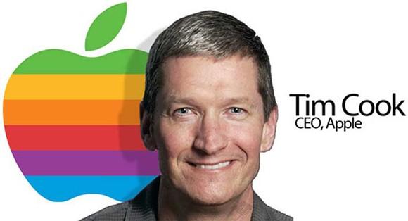 CEO Apple Tim Cook đến Trung Quốc