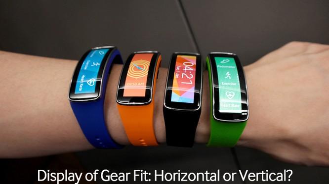 Samsung Gear Fit 2 lộ cấu hình