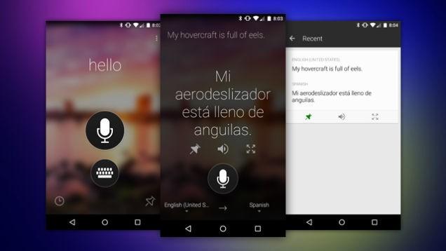 Dịch nhanh văn bản bằng camera trên thiết bị Android