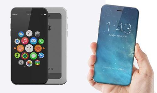iPhone 7 sẽ không có nhiều thay đổi đáng chú ý