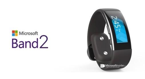 Vài mẫu Microsoft Band 2 có thiết kế bền hơn?
