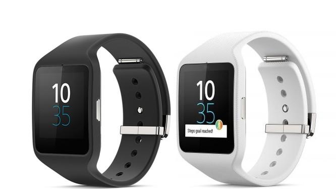 Sony nâng cấp Smartwatch 3