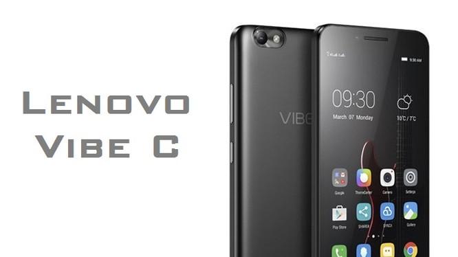 Lenovo VIBE C – Lựa chọn chất lượng ở phân khúc giá rẻ