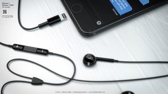 Tai nghe EarPods cho iPhone 7 lộ diện?