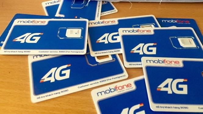 Chiều nay, MobiFone thử nghiệm 4G