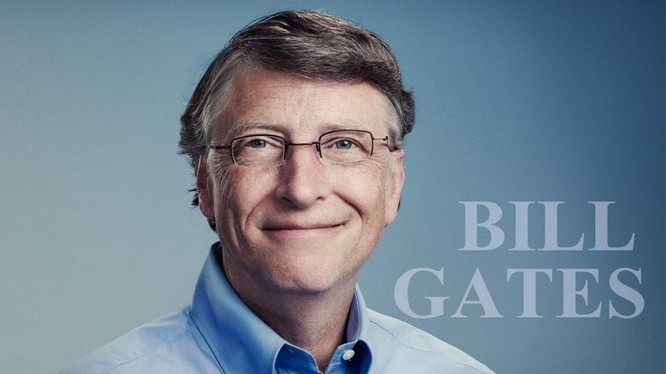 Sự nghiệp của Bill Gates qua infographic