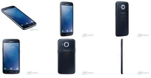 Điện thoại Samsung Galaxy J2 2016 lộ diện