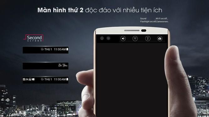 Siêu phẩm nối tiếp LG V10 sắp ra mắt?