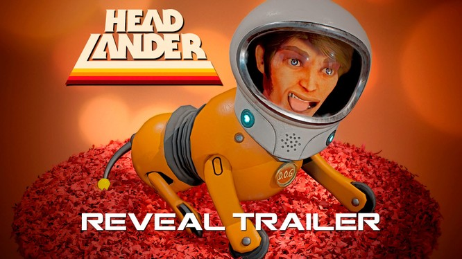 Headlander: Cuộc chiến chống sự cai trị của robot