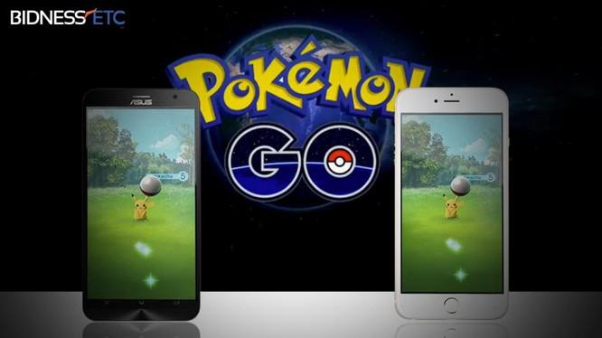 Pokémon GO lập kỷ lục mới trên App Store