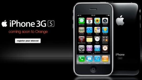 Lịch sử iPhone: iPhone 3GS - Nhanh hơn và mạnh hơn