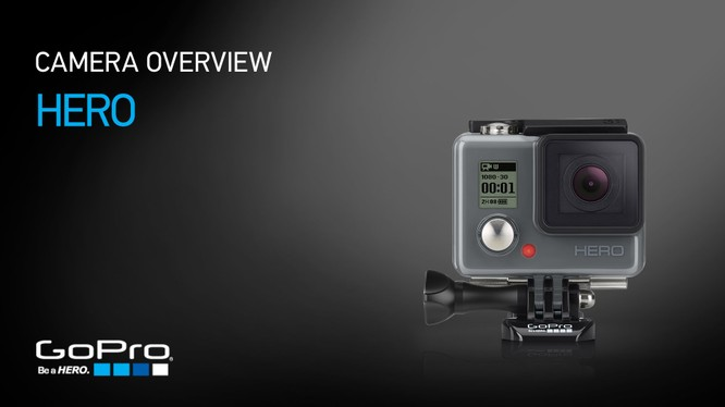 Rò rỉ diện mạo GoPro Hero5