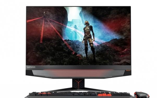 Lenovo ra mắt 2 PC chơi game hỗ trợ VR
