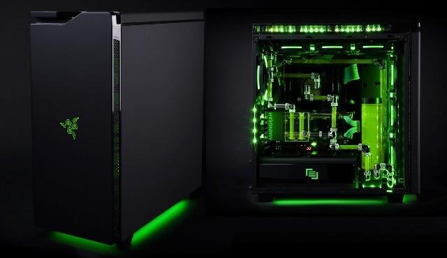 Razer ra mắt PC chuyên game đồ họa khủng