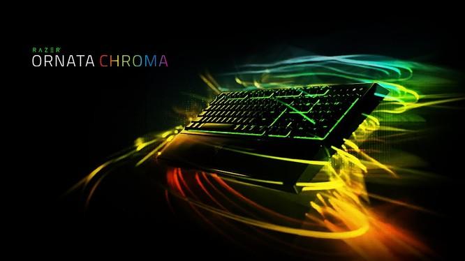 Razer ra mắt bàn phím giả cơ Ornata