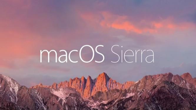 macOS Sierra đến tay người dùng Mac vào ngày 20/9