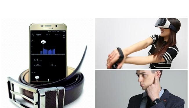 Samsung Welt – thắt lưng thông minh theo dõi sức khỏe